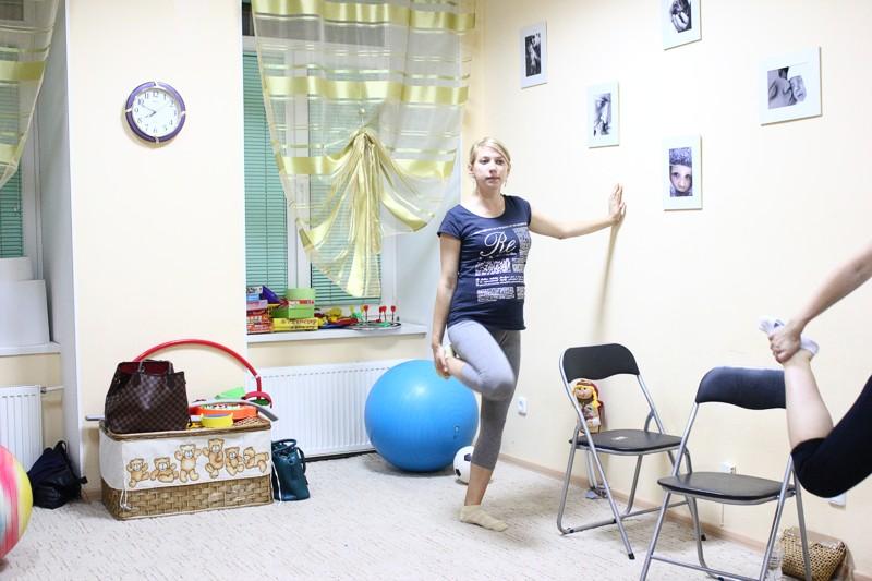 Фитнес для беременных василеостровский район 57